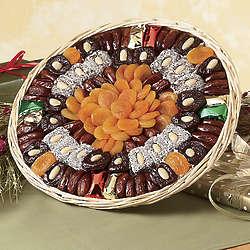 Holiday Fruit Tray 1 Lb. 6 Oz. Net wt