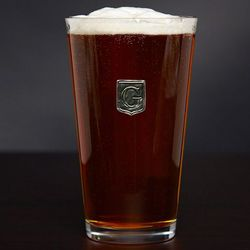 Personalized Regal Crest Pint Glass