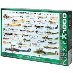 WWI Aircraft Puzzle