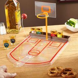 Slam Drunk Shot Glass Drinking Game