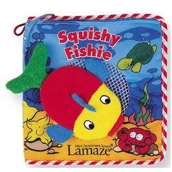 Squishie Fishie Bath Book