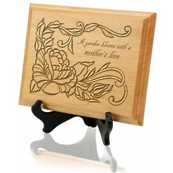 Love Like Sunshine Mother's Wooden Plaque