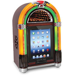 iPad Tabletop Jukebox