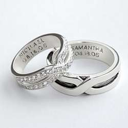 Man's Couples Ring