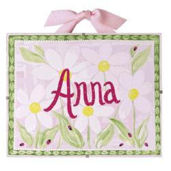 Personalized Nursery Name Print