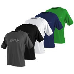 Men's 24-7 Tech Loose Fit Short Sleeve Rashguard