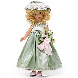 Abby Rose Realistic Child Doll