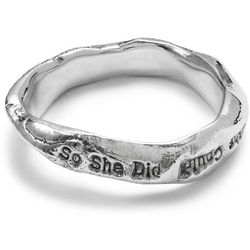 Show the Love Sterling Silver Ring