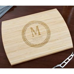 Personalized 11x14 Family Brand Cutting Board