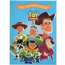 Personalized Toy Story 3 Large Story Book