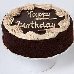 """10"""" Chocolate Fudge Birthday Cake"""