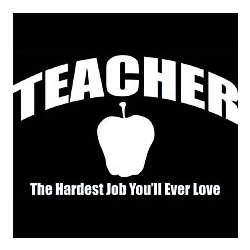 Teacher Job Adult T-Shirt