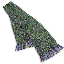 'Fields of Ireland' Mohair Scarf