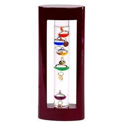 "7"" Wood Galileo Thermometer"