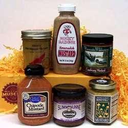 Wisconsin Mustard Gift Box