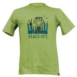 Boys' Peace Out Organic Tee
