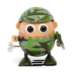 Crack Commando Wind-Up Toy