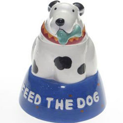 Dog Tales 3D Dog Treat Jar
