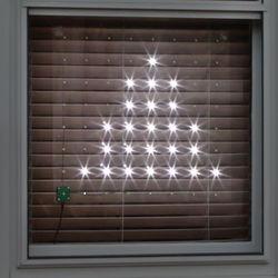 LED Animated Holiday Window Display