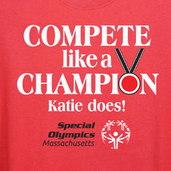 Massachusetts Special Olympics T-Shirt