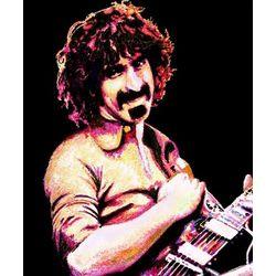 Frank Zappa Pop Art Print