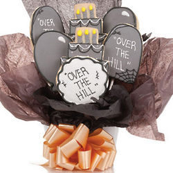 Over the Hill Cookie Bouquet