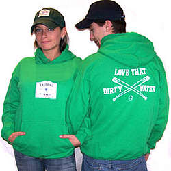 Fenway: Love That Dirty Water Hoodie