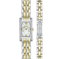 Citizen® Eco-Drive™ Two-Tone Ladies' Watch Boxed Set