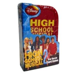 Disney High School Musical 2 Card Game