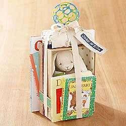 Baby Deluxe Bunny Gift Set