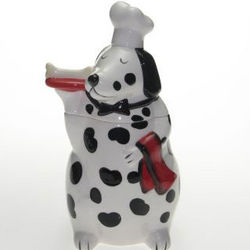 Buon Appetito 3D Dog Treat Jar
