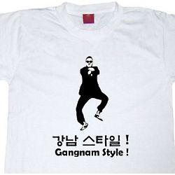 Mens Gangnam Style Dance Moves Tee