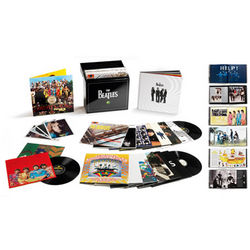 The Beatles' Vinyl Studio Albums