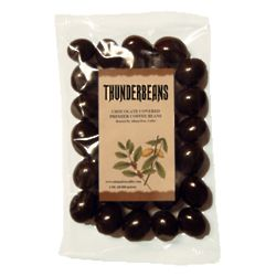 Entner-Stuart Thunder Beans Chocolate Covered Espresso Beans