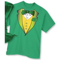 Leprechaun Dress-up T-Shirt