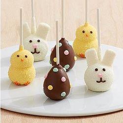 Handmade Easter Cake Pops