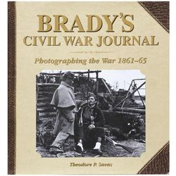 Brady's Civil War Journal Photography Book