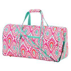 Personalized Beachy Keen Duffel Bag