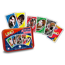 UNO Boston Red Sox 2007 Championship Edition