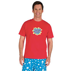 SuperDad Pajamas for Men