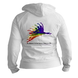 Rainbow of Dancers Jr. Hoodie