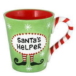 Santa's Helper Mug