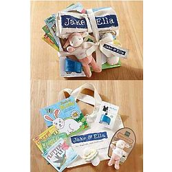 Natural Summertime Baby Gift Set