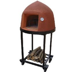 Wood Fired Beehive Pizza Oven