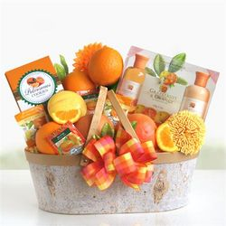 Touch of Spring Spa Gift Basket