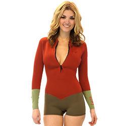 Women's Kassia Meador Front Zip Springsuit Wetsuit