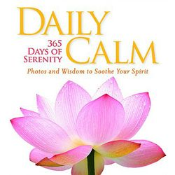 Daily Calm Book