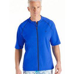 Men's Short Sleeve UPF Water Jacket