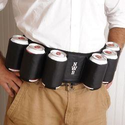 Personalized Brewsky Beer Belt