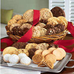 Cookie Gift Basket Deluxe